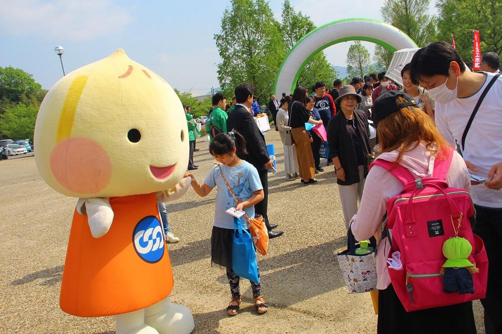 滋賀県労働者統一メーデー