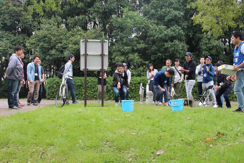 2018連合滋賀ユースフォーラム,連合滋賀青年委員会,草津矢橋帰帆島公園