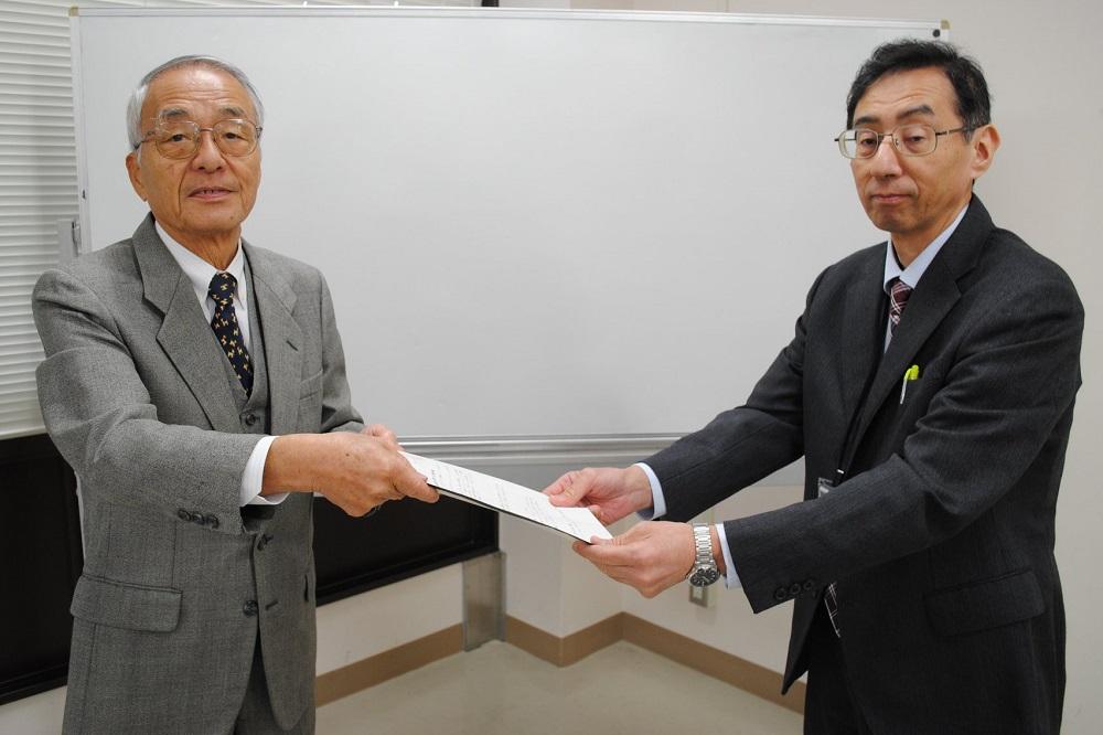滋賀県へ社会保障制度,滋賀退職者連合,要請行動