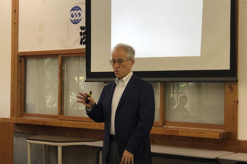 法政大学大学院イノベーションマネジメント研究科教授の藤村博之