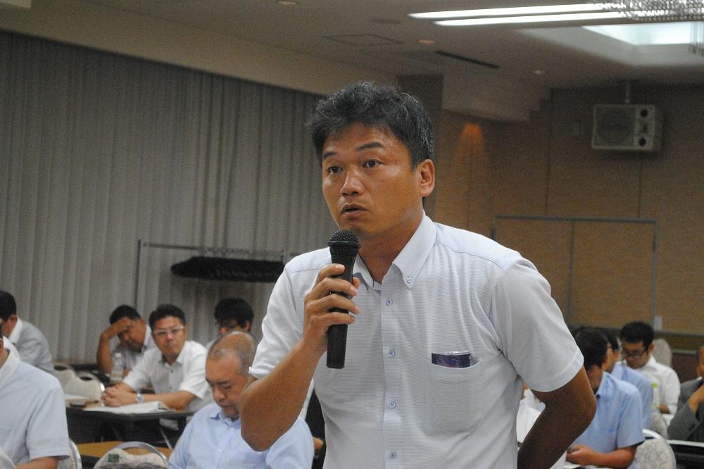 連合滋賀「2020年度政策・制度要求」討論集会