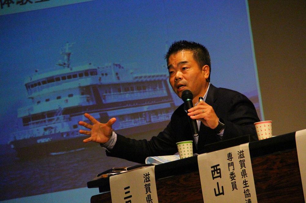 三日月大造滋賀県知事