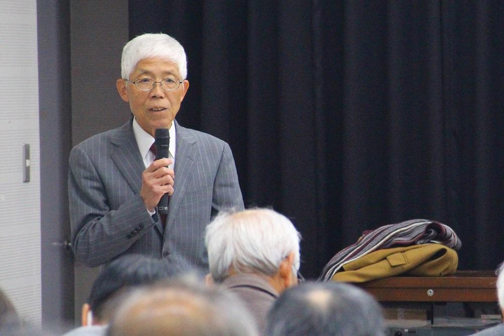 滋賀県退職者集会