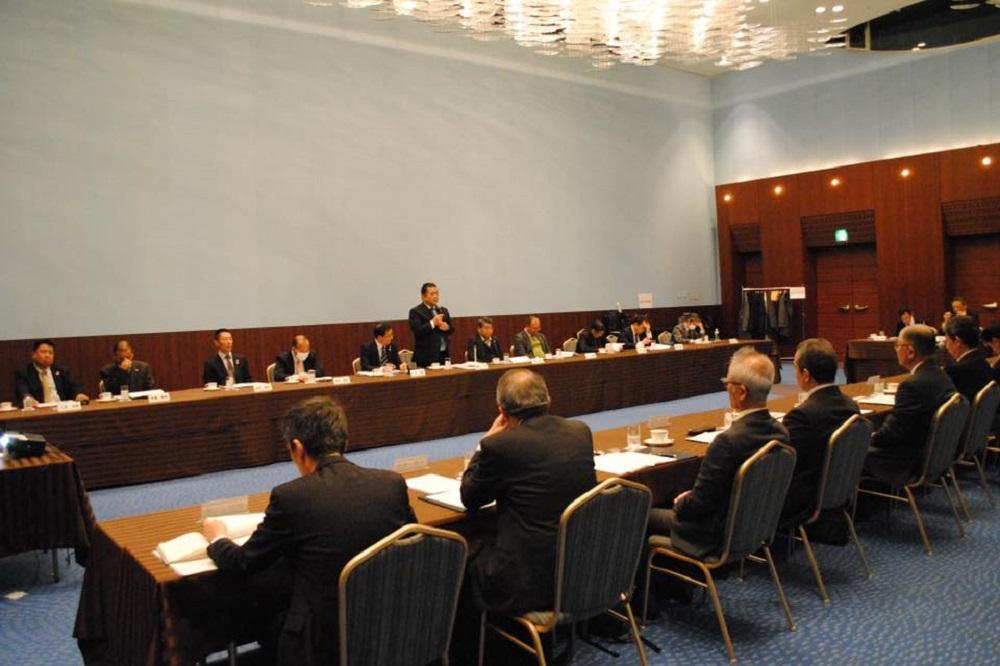滋賀経済産業協会との意見交換会,連合滋賀,労働組合
