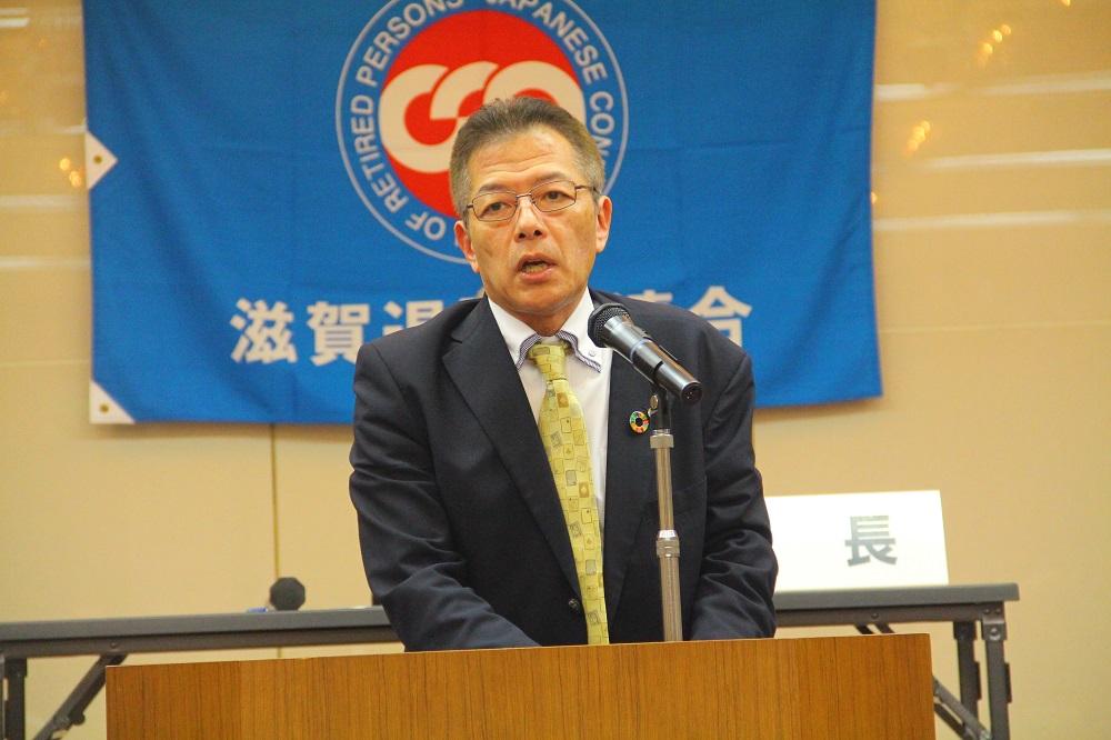 滋賀退職者連合第26回総会,2020年,連合滋賀