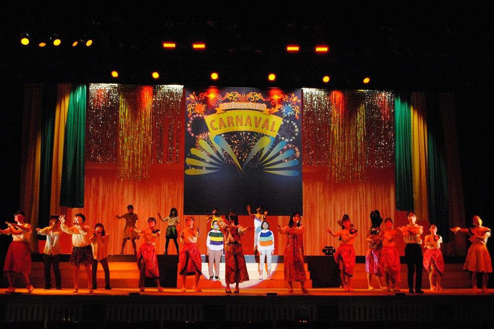 おうみ少年少女合唱団,滋賀県,クリスマス,設立30周年記念演奏会,ミュージカル,子ども,子供,歌,習い事,ダンス,コーラス,踊り,学習,発声,大津市民ホール,サンバ,労働組合,12月27日