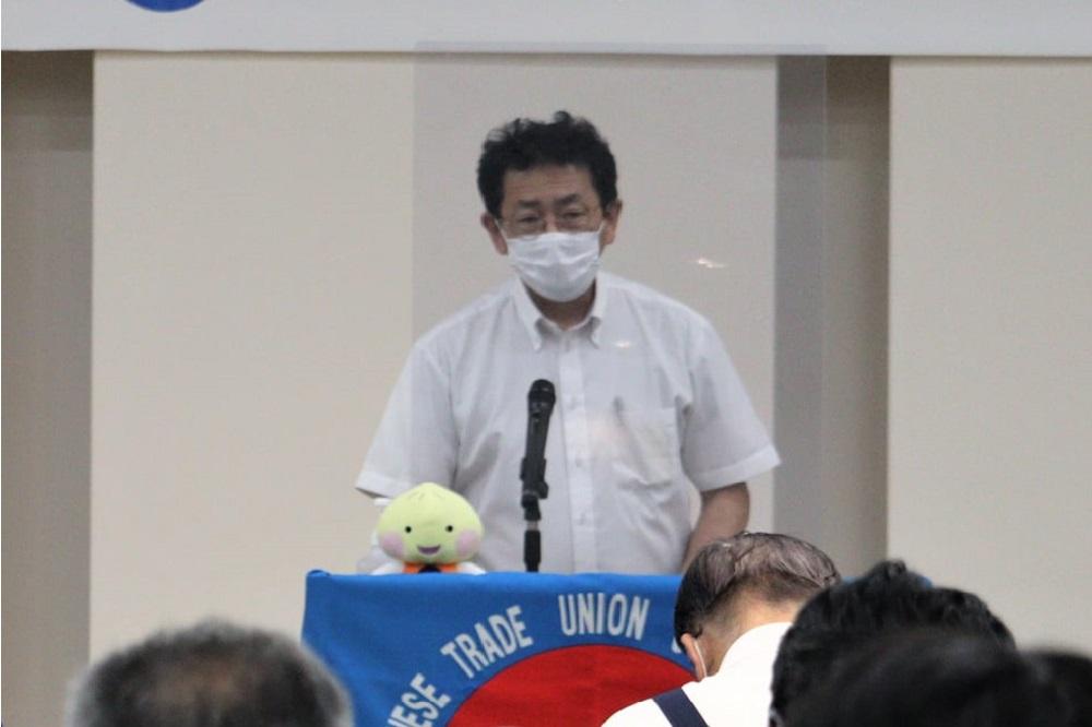 2022年度政策・制度要求討論集会,キラリエ草津,佐賀春樹