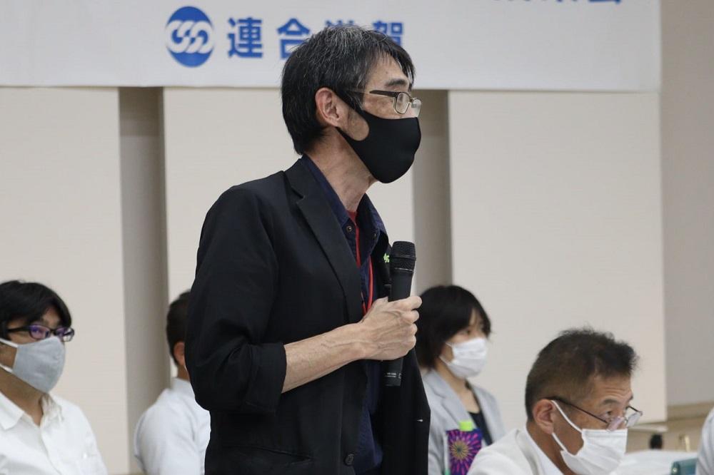 2022年度政策・制度要求討論集会,キラリエ草津,小澤和彦
