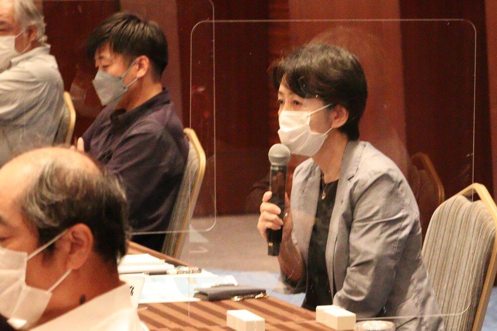 連合滋賀,労働組合,三日月大造滋賀県知事,県政報告,琵琶湖ホテル