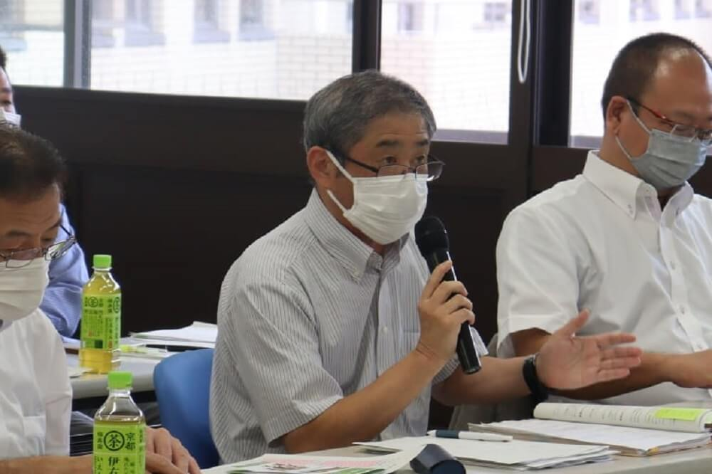 連合滋賀,労働組合,滋賀県への政策・制度要求部局協議,滋賀県庁
