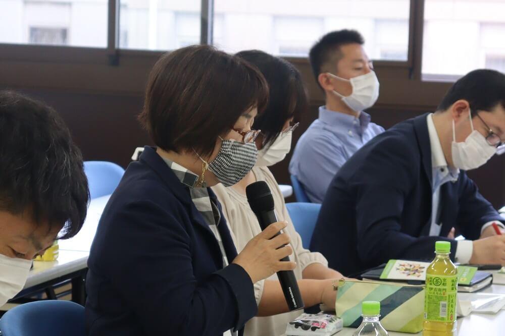 連合滋賀,労働組合,滋賀県への政策・制度要求部局協議,滋賀県庁,太田恵